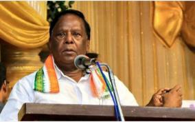 admk-opposes-cm-narayanasamy-speech