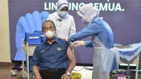 the-malaysian-prime-minister-was-the-first-person-to-be-vaccinated-against-corona
