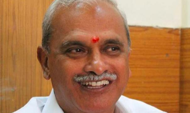 puducherry-congress-mp-vaithilingam-boycotted-the-function-attended-by-the-prime-minister