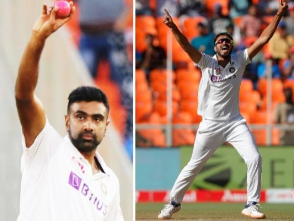 The Axar-Ashwin show: India hammers England in day-night Test inside two days