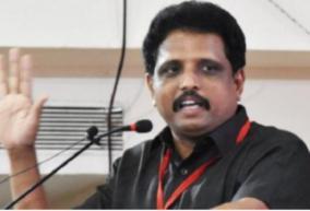 postgraduate-neet-examination-centers-should-be-increased-in-tamil-nadu-su-venkatesan