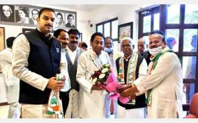 godse-follower-joins-congress-ahead-of-madhya-pradesh-civic-polls