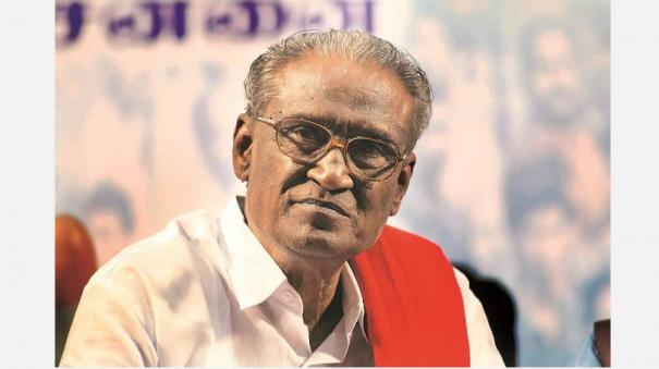 the-senior-leader-of-the-communist-party-of-india-d-pandian-has-passed-away