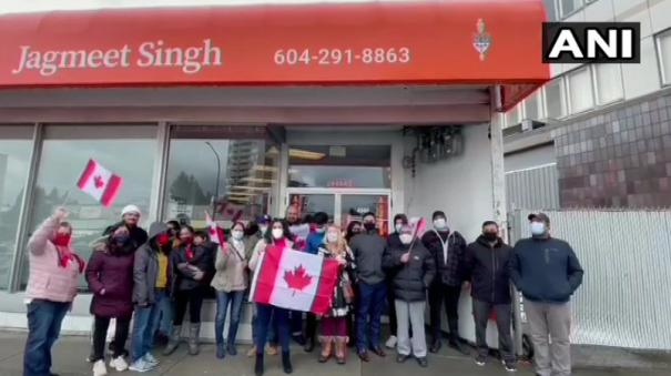 indian-origin-stage-a-protest-outside-ndp-mp-jagmeet-singh