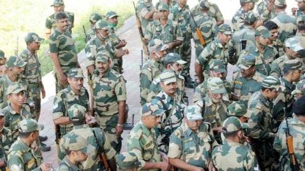 nellai-crpf-arrives-for-poll-vigilance