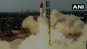 pslv-c51-carrying-19-satellites-lifts-off-from-sriharikota