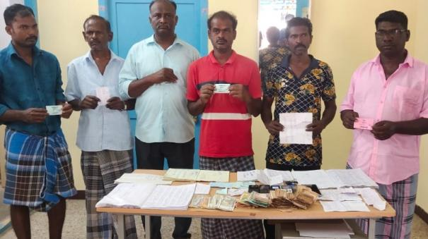 police-arrested-100-people-in-3-months-for-selling-lottery-tickets-in-trichy-district