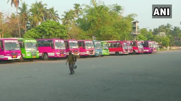 motor-strike-normal-life-hit-in-kerala-public-vehicles-keep-off-roads