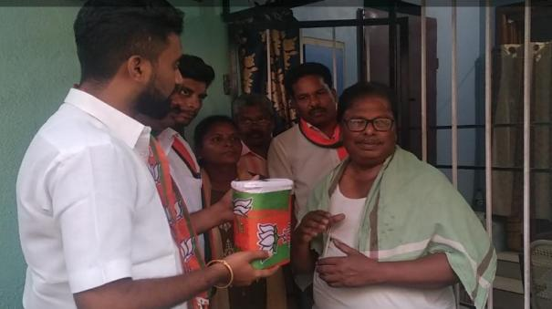bjp-contest-executives-receive-rs-1-per-head-from-people-as-deposit