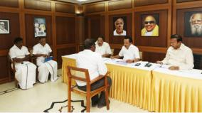 stalin-begins-interviewing-dmk-candidates-details-of-today-s-districts