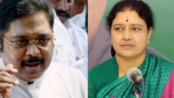 ttv-dhinakaran-explains-why-sasikala-has-decided-to-quit-politics