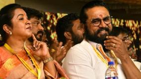 sarathkumar-to-contest-from-tenkasi-radhika-from-kovilpatti