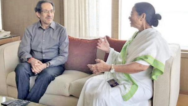 shiv-sena-extends-support-to-tmc-in-bengal
