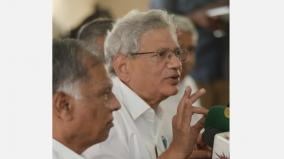 sitaram-yechury-on-bjp-role-behind-sasikala-decision
