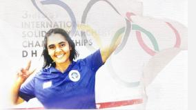 pragati-choudhary-16-year-old-archer-selected-in-indian-team-after-recovering-from-brain-stroke