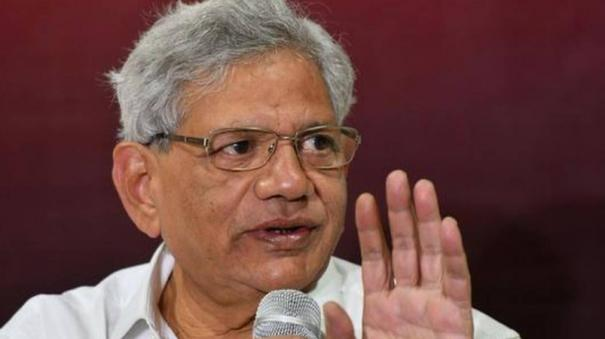 aiadmk-bjp-alliance-must-be-defeated-for-the-benefit-of-tamil-nadu-people-sitaram-yechury