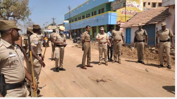youth-hacked-to-death-near-manamadurai-police-station-revenge-incident