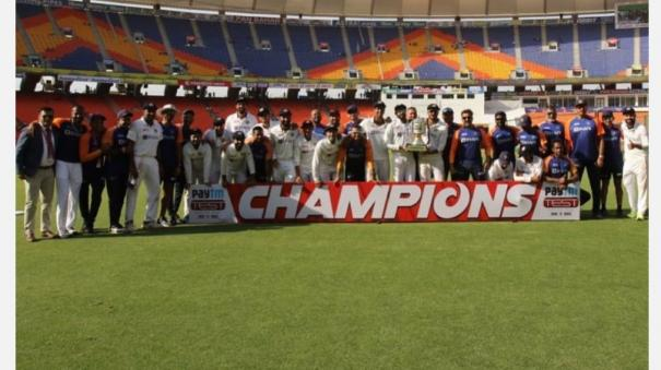 india-qualifies-for-wtc-final-to-face-new-zealand-at-lord-s-in-june