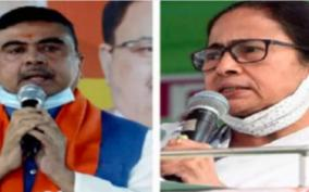 bjp-s-suvendu-adhikari-returns-outsider-swipe-at-mamata-banerjee