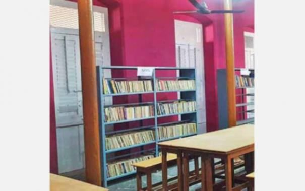 library-for-women