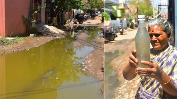 stagnant-water-issue-in-madurai