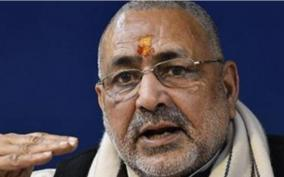 on-camera-union-minister-giriraj-singh-says-beat-up-officials-if