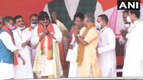 west-bengal-assembly-polls-actor-mithun-chakraborty-joins-bjp