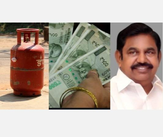 rs-1500-per-month-for-family-heads-6-cylinders-free-per-family-per-year-chief-minister-palanisamy-s-announcement
