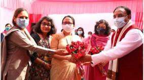 international-women-s-day-2021-education-minister-to-interact-with-women-vcs-principals-girl-students