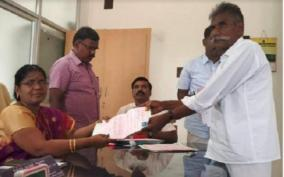 election-king-padmarajan-files-nomination-for-216th-time-interview-as-happy-if-he-loses