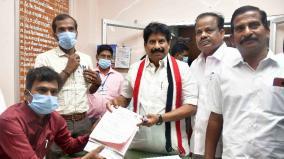 k-p-krishnan-filed-an-election-affidavit