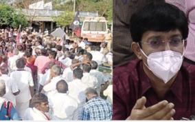 does-not-wear-a-mask-at-political-meetings-corona-does-not-know-discrimination-radhakrishnan-warns