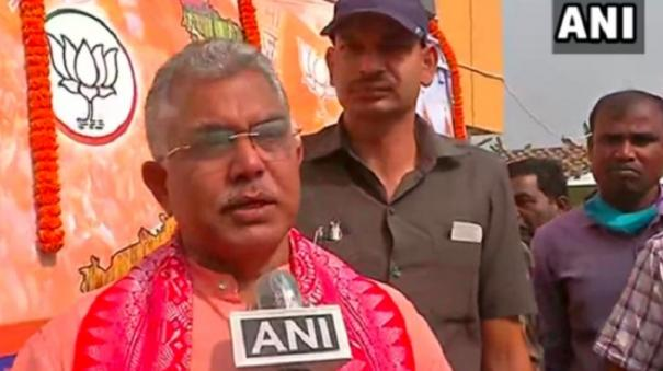 my-name-won-t-be-there-in-the-list-of-candidates-contesting-polls-bjp-west-bengal-chief-dilip-ghosh