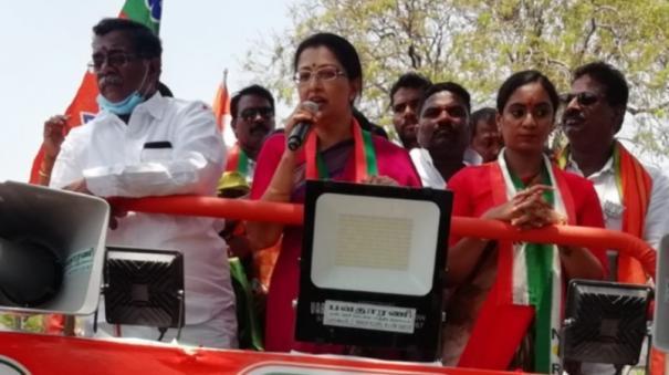 bjp-is-not-responsible-for-petrol-diesel-price-hike-actress-gautami
