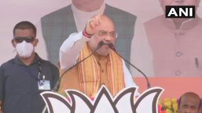will-make-bengal-free-of-infiltrators-no-one-will-stop-saraswati-durga-puja-if-bjp-comes-to-power-amit-shah