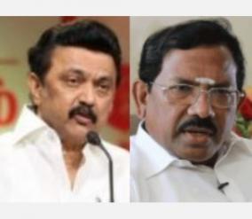 mafa-pandiyarajan-is-not-the-minister-for-tamil-development-sanskrit-development-minister-stalin-s-criticism