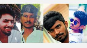 4-youths-traveling-in-a-two-wheeler-collided-with-a-lorry-near-tiruppur