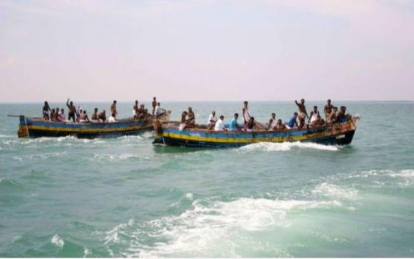 20-fishermen-arrested-by-lankan-navy