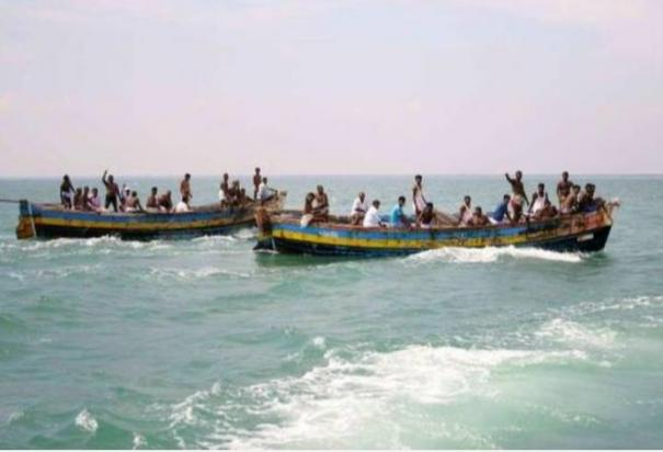 sri-lankan-navy-arrests-54-tamil-nadu-fishermen-in-one-day