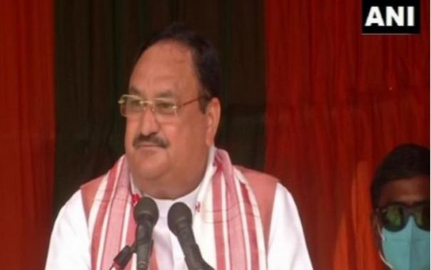 jp-nadda-to-visit-tn-today-to-campaign-for-assembly-polls