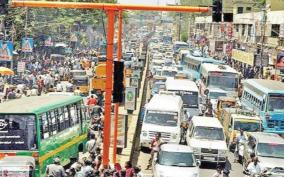 madurai-traffic-issue-unnoticed-by-parties-and-candidates