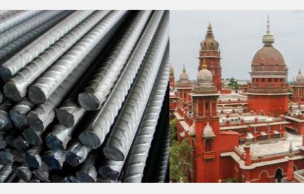 9-leading-iron-rod-companies-to-raise-prices-through-artificial-scarcity-case-sought-high-court-issues-notice-to-cbi