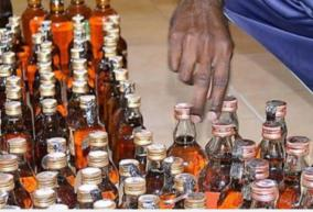 1400-boxes-of-liquor-bottles-tainted-by-rats-at-kanpur-police-station-case-registered-against-police