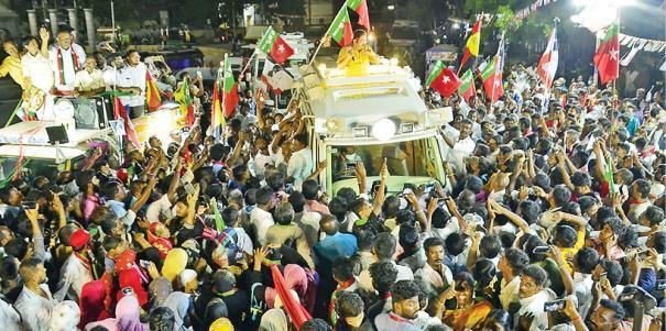 ttv-dhinakaran-election-campaign
