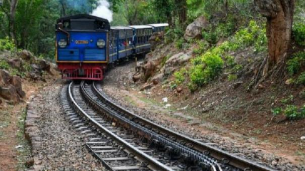 ooty-mettupalayam-special-train-service-to-operate-at-weekend