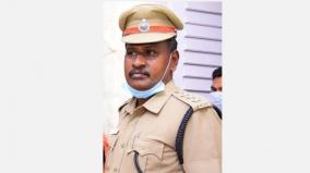 dsp-suspended-for-acting-in-support-of-minister-kc-veeramani