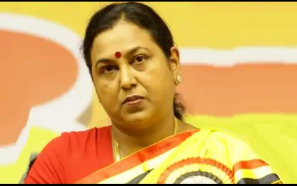 premalatha-in-the-final-phase-of-the-campaign-in-vriddhachalam