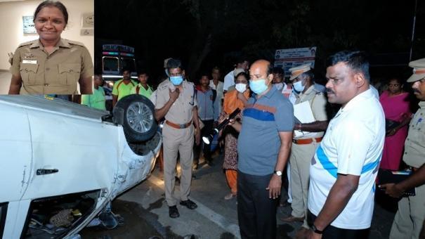 k-v-kuppam-car-accident-election-officer-dies