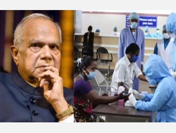 corona-second-wave-masks-vaccines-preventive-measures-necessary-request-by-governor-banwarilal-purohit