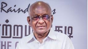 spmuthuraman-admitted-in-hospital